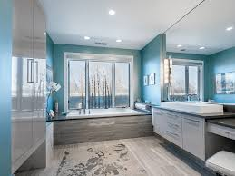 colors to paint bathroom10 Ways to Add Color Into Your Bathroom Design  Freshomecom