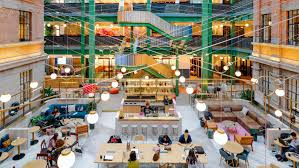 Best Coworking Space Design The Key To Coworking Space Design Helping People Feel Less