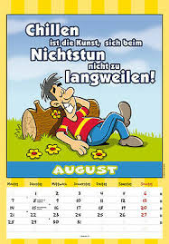 Coole Sprüche 2017 Kalender Wandkalender Mit Lustige Comics Witze