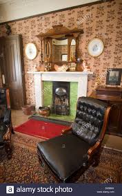 The Living Room Furniture Glasgow Living Room Tenement House Glasgow Stock Photo Royalty Free Image