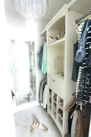narrow closet ideas beautiful small walk in closet narrow deep coat closet ideas