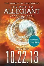 divergent the path to allegiant read a sle enlarge book cover