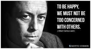 Albert Camus Quotes Extraordinary Albert Camus Said Quotes 48 Motto Cosmos Wonderful People Said