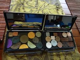 decanting and organizing your makeup