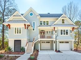 Home Exterior Decorative Accents Home Exterior Siding Design Ideas 63