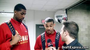 Tristan Thompson Interview ...
