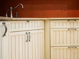 Designer Kitchen Door Handles Kitchen Gray Benches Brown Tile Flooring Stainless Wall Mount
