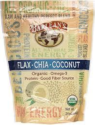 Barlean's Flax Chia Coconut Blend 24 oz: Health ... - Amazon.com
