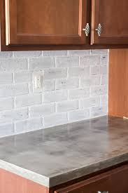 diy feather finish concrete countertops bless er house inspirations of how to cover old tile countertops