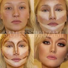 perfect nose contouring face contouring tutorial