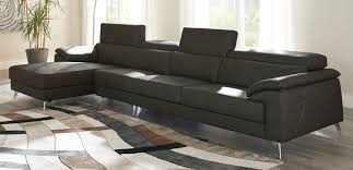 ashley furniture 37303 16 56 46 3 pc tindell zorba modern style gray faux leather sectional