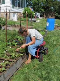 Small Picture Adaptive Gardening Techniques for Gardeners with Disabilities HGTV