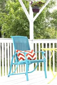 lovely repainting metal outdoor furniture inspirational refinishing patio on a budget simple re meta