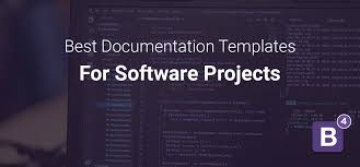 Software Documantation Top 3 Free Documentation Templates You Can Use For Your