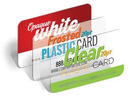 Translucent Plastic Business Cards Cheap Custom Opaque Frosted Clear Transparent Plastic