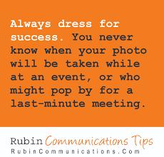 powerful memes on effective public relations marketingrubin commtip dressforsuccess