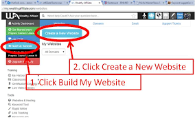 build a free website online how to earn money online for free