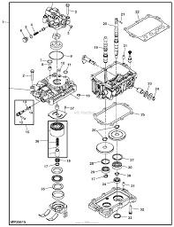 John Deere L120 Deck Belt Diagram