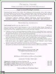 42 The Ultimate Paralegal Resume Examples You Must Try Nowadays