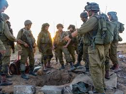 idf iers cleared of alleged crimes during gaza war  idf paratroopers in gaza during operation protective edge photo