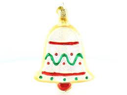 christmas bell sugar cookies. Wonderful Bell Get Quotations  Old World Christmas Bell Sugar Cookie Glass Ornament Throughout Cookies M