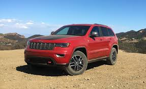 2017 Jeep Grand Cherokee Trailhawk V-6 Test | Review | Car and Driver