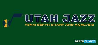 Utah Depth Chart 2019 Utah Jazz Depth Chart Live Updates