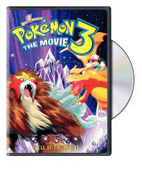 Amazon.com: Pokemon 3 - The Movie: Veronica Taylor, Rachael Lillis, Eric  Stuart (III), Madeleine Blaustein, Ikue Ootani, Amy Birnbaum, Dan Green (III),  Stan Hart, Lisa Ortiz, Kathy Pilon, Peter R. Bird, Kayzie