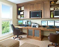 creative home offices. Best Home Offices Two Person Desk Design For Your Wonderful Office Area Desks Designs Creative