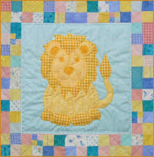 Leo the Lion Baby Quilt Pattern & Stuffies Leo the Lion Baby Quilt Pattern Adamdwight.com