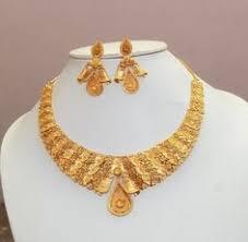 <b>Liffly</b> Fashion <b>Dubai Jewelry</b> Gold African Beads <b>Jewelry</b> Set ...