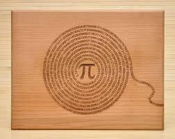 BUY IT  Pi Cutting Board: Engraved ...