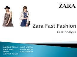 zara a case study