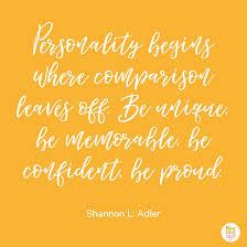 Stop Comparing Yourself To Others With These Quotes Stunning Comparison Quotes