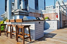 outdoor diy outdoor bar stools ideas rustic counter height stools recycled wood construction natural veneer