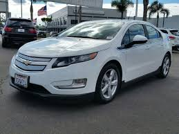 2014 Used Chevrolet Volt 5dr Hatchback at BMW of San Diego Serving ...