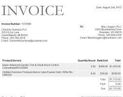 Basic Invoice Template Word Proforma Invoice Sample Template 100114
