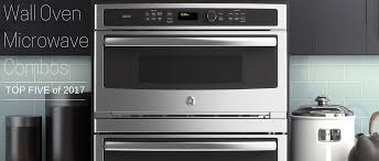 top 5 wall oven microwave combos