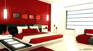 black and red bedroom. Black And Red Bedroom Walls Gray Decor Wooden Paneled Wall . F