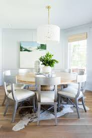 Large round dining table || Studio McGee