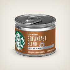 It's an ode to sunrise. Breakfast Blend Lighter Roast Coffee Starbucks Coffee At Home