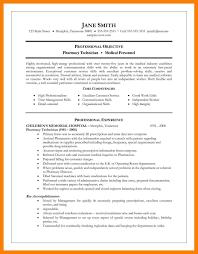 Skills Qualifications For A Resume 16 Pharmacy Technician Skills Zasvobodu