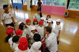 Дошкольное образование в Японии детский сад в Японии