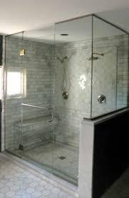 frameless shower enclosures. Fine Shower Frameless Shower Enclosure With Floor To Ceiling Panels In Enclosures O