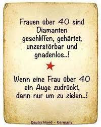 Geburtstagswunsche 40 Frau Lustig Design