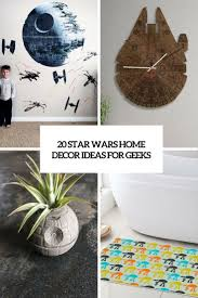 20 star wars home d cor ideas for geeks shelterness