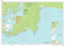 Imray Charts Mediterranean Imray Nautical Chart Imray G40 Kas To Antalya