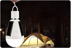 Bolcom Kampeerlamp Zonne Energie Led Solar