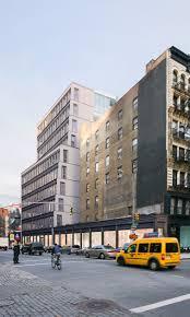 office block design. landmarks approves morris adjmiu0027s revised design for office building at 363 lafayette street noho block
