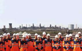 British Steel Apprentices First In Uk To Achieve